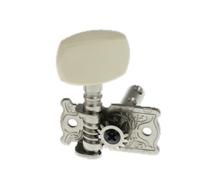 Alice AOD-014AT Комплект одиночной колковой механики, без втулки, никелированный