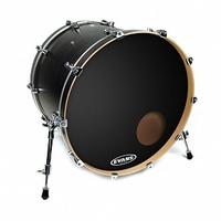 """Evans BD24RB EQ3 Пластик для бас-барабана 24"""", резонансный, черный"""