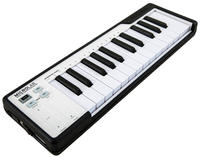 ARTURIA MICROLAB BLACK USB MIDI мини-клавиатура