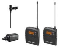 SENNHEISER EW 100 ENG G3-B-X портативная накамерная радиосистема с петличным микрофоном ME 2