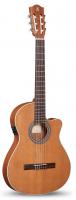 Alhambra 8.010 Z-Nature CT EZ Классическая гитара, тонкий корпус, со звукоснимателем