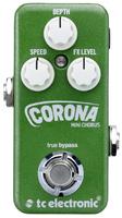 TC ELECTRONIC CORONA MINI CHORUS - гитарная педаль, эффект хорус (Chorus)