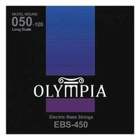 Olympia EBS 450 Струны для бас-гитары, Nickel wound, 50-105