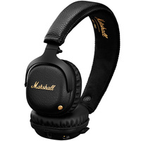 Marshall Mid ANC Black Bluetooth Наушники накладные