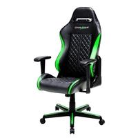 DXRacer Drifting Black/Green (OH/DH73/NE) Кресло компьютерное