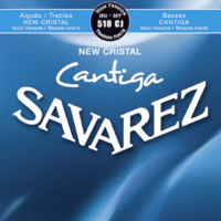 Savarez 510CJ New Cristal Cantiga Струны для классической гитары