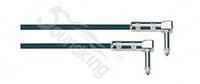 Soundking BC343-3M Кабель инструментальный, угловые коннекторы, 3м
