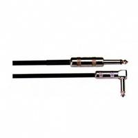 Soundking BC356-3M Кабель инструментальный, прямой и угловой коннектор, 3м
