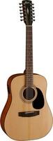 Cort AD 810-12 NS w/bag - 12 струнная акустическая гитара