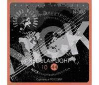 Господин Музыкант N106 NICK 10-44 Комплект струн для электрогитары. США. 10-13-16-25-33-44