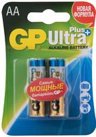 GP 15AUP-2CR2 Ultra Plus Элемент питания АА алкалиновый, 2шт