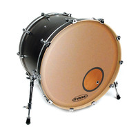 "EVANS 24"" EQ3 Resonant Frosted BD24RGC Пластик для бас-барабана"