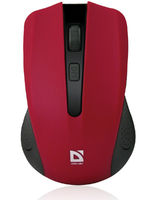 DEFENDER USB OPTICAL WRL ACCURA MM-935 RED 52937 Мышка