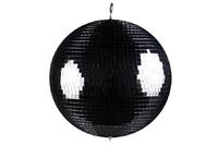 XLine MB-108 Mirror Ball-20 Черный зеркальный шар, диаметр 200мм