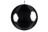 XLine MB-104 Mirror Ball-10 Черный зеркальный шар, диаметр 100мм
