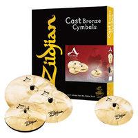 Zildjian A Custom 4 Pack Matched set набор тарелок