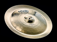 Paiste 0005152518 Twenty Custom Thin China Тарелка 18""