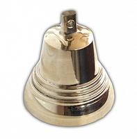 Валдайский колокольчик KVP5 №5, d60, полированный
