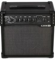 LINE 6 SPIDER V 20 моделирующий гитарный комбоусилитель, 20 Вт