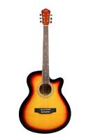 Гитара акустическая CARAVAN MUSIC HS-4010 SB