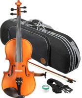 ANDREW FUCHS L-2 Скрипка размер 4/4 (КОМПЛЕКТ - кейс + смычок + мостик из дерева - груша + канифоль)