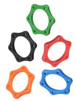 DEKKO AM-1 Кольцо для микрофона антискользящее, форма - шестиугольная