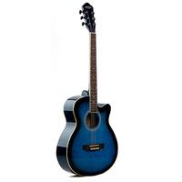 CARAVAN MUSIC HS-4010 BLS Гитара акустическая