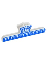 ROCKET PJ-001 BL Зажим для нот, цвет синий