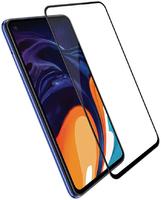 FUMIKO Защитное стекло для Samsung Galaxy A60 3D черное пакет