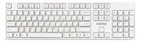 SmartBuy ONE 238 USB Клавиатура проводная белая