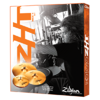 Zildjian ZHT Rock 2009 Promo Cymbal Box Set