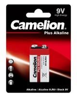 Camelion 6LR61/1BL Plus Alkaline Батарейка