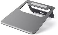 Satechi Aluminum Portable & Adjustable Laptop Stand (ST-ALTSM) Подставка для ноутбуков Apple MacBook. Материал алюминий. Цвет серый космос.