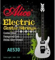 Alice AE530L 532 Комплект струн для 6-струнной электрогитары. LIGHT