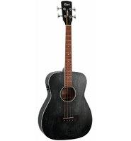 Cort AB590MF-BOP Acoustic Bass Series Электро-акустическая бас-гитара, черная