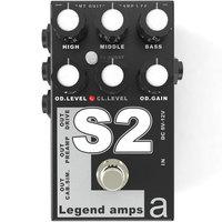 AMT S-2 (Soldano) - гитарный преамп