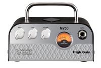 VOX MV50 HIGH GAIN Мини усилитель голова для гитары с технологией Nutube, 50 Вт (High Gain)
