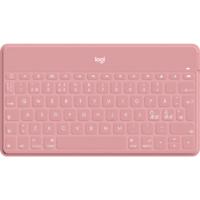 Logitech Keyboard Keys-To-Go BLUSH PINK