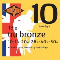 ROTOSOUND TB10 STRINGS 80/20 BRONZE (A026748)