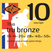 ROTOSOUND TB10 STRINGS 80/20 BRONZE (A026748)