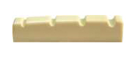 Alice A029C Порожек верхний для 4-струнной бас гитары, 43х3,4х5,3-4,3мм