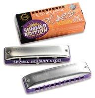 Seydel Sohne 10301C_S Session Steel Summer Edition C Губная гармошка