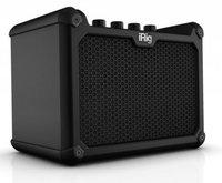 IK MULTIMEDIA iRig Micro Amp Портативный моделирующий гитарный усилитель 15 вт