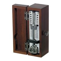 Wittner 880210 Taktell Super-Mini Метроном механический, деревянный корпус, без звонка