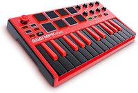 AKAI MPK MINI 2 RED Миди клавиатура
