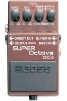 BOSS OC-3 Гитарная педаль-октавер