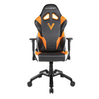 DXRacer Valkyrie Virtus Pro Игровое кресло чёрно-оранжевое