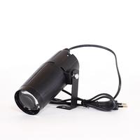 SZ-AUDIO 3W LED Spot Прожектор для зеркального шара