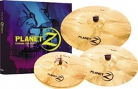 """Zildjian Planet Z 0PLANET Z Z4 (20"""", 16"""", 14""""pr.)"""