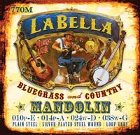 LA BELLA 770M Комплект струн для мандолины